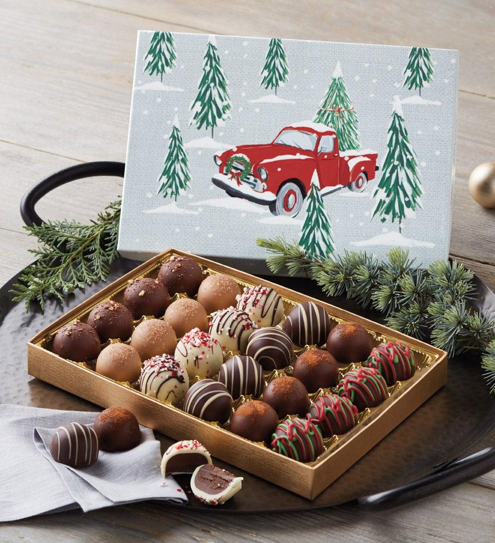 Harry  David Limited Edition Holiday Truffles
