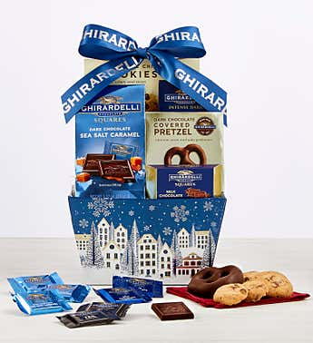 Ghirardelli's Best Sweets Basket