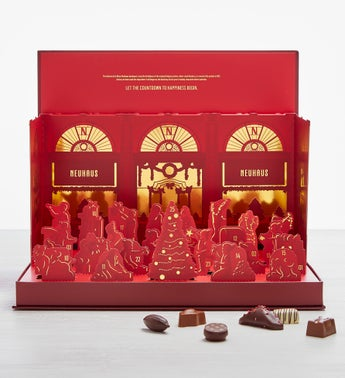 Neuhaus 2019 Premium Chocolate Advent Calendar