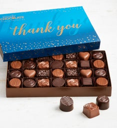 Simply Chocolate Thank You Premier Collection pc