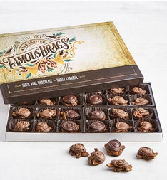 The Sweet Shop Famous Brags Chocolates pc