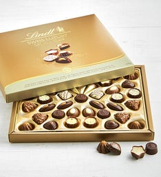 Lindt pc Swiss Luxury Collection Chocolates