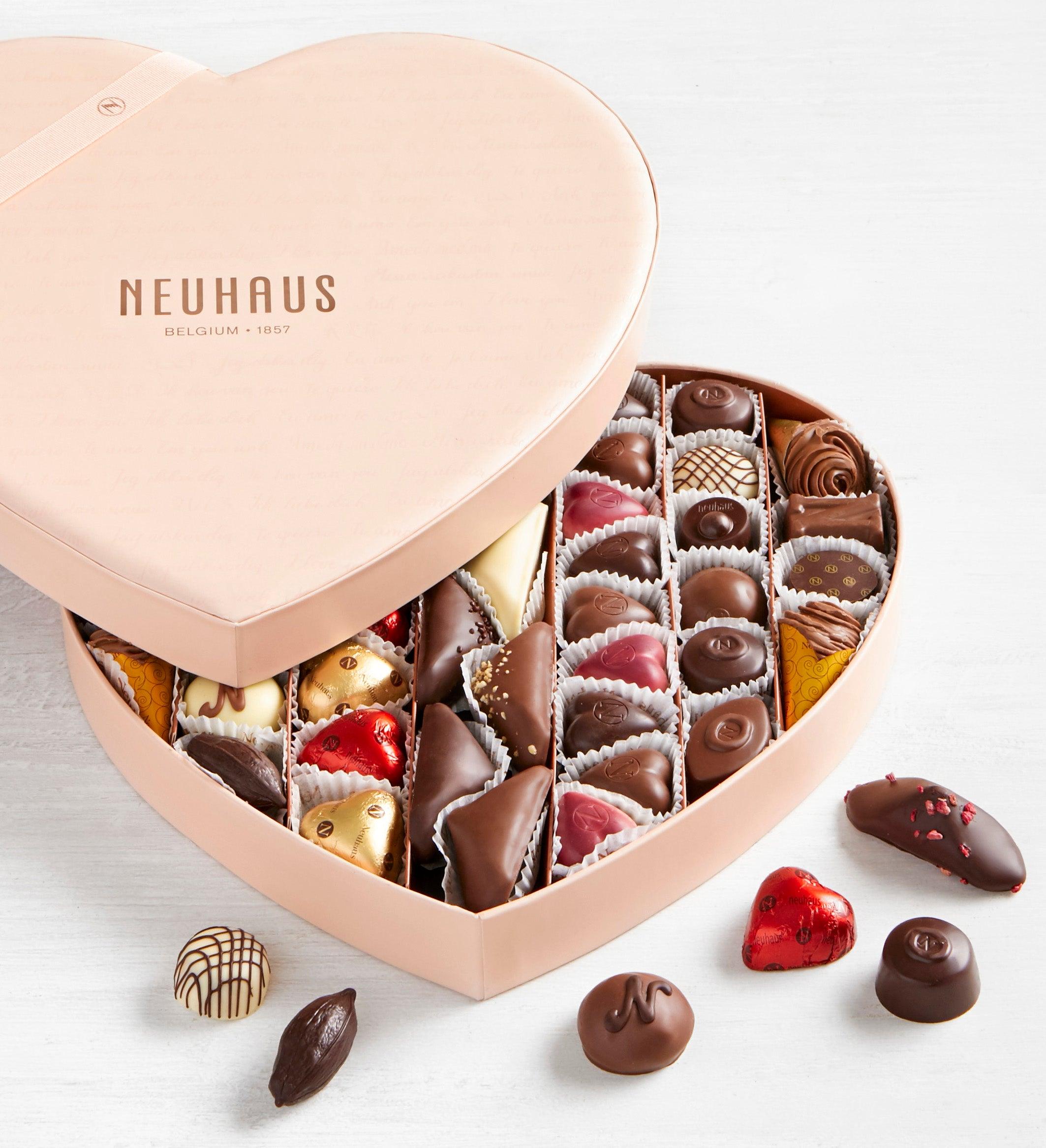 Neuhaus Premier pc Belgian Chocolate Heart Box