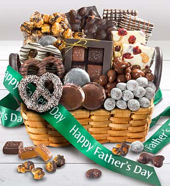 Splendid Sweets Father's Day Basket