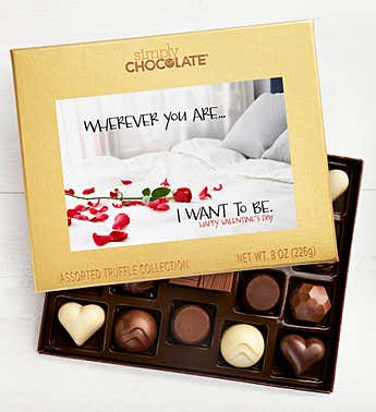 Wherever You Are 19pc Chocolate Box