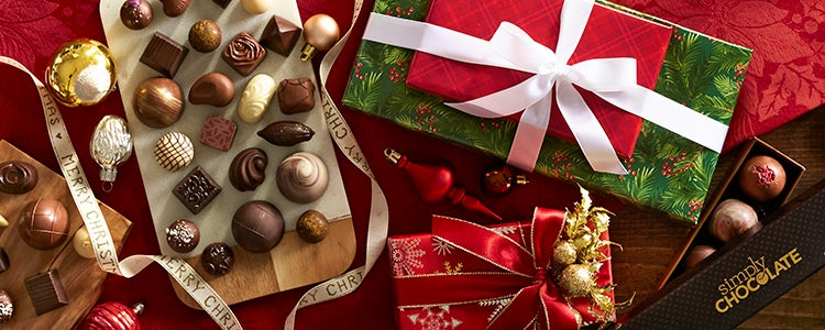 Christmas Chocolate | Shop Now
