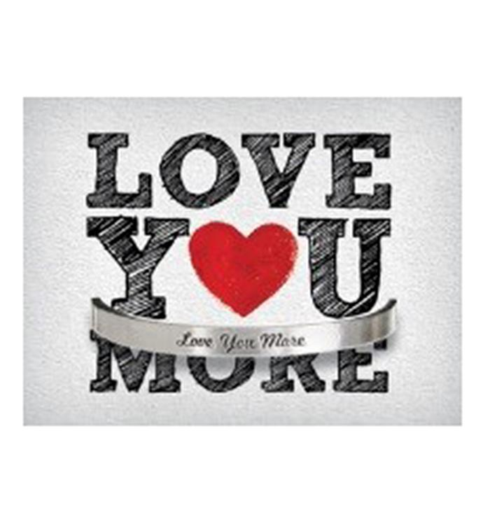 Quotable Cuff - Love You More