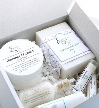 Bridesmaid Spa Gift Set