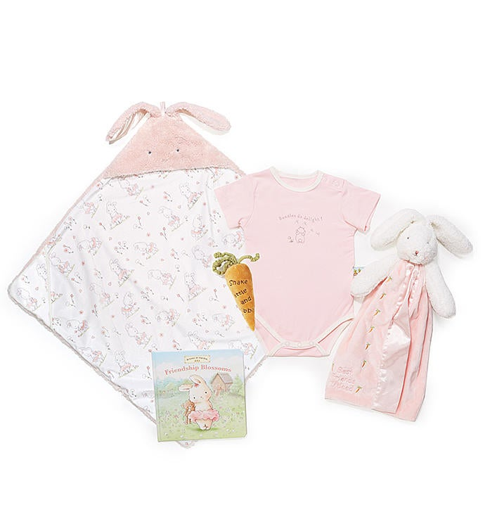 Hello Baby Girl Gift Set