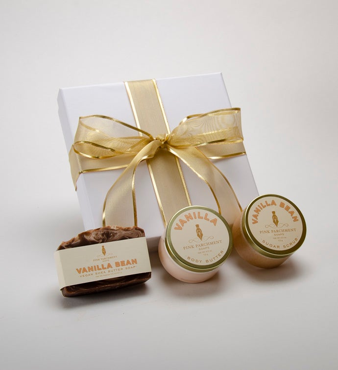 Vanilla Bean Gift Set