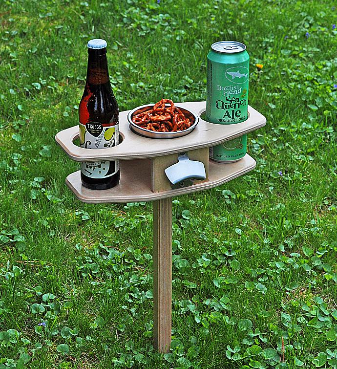Outdoor Beer Table