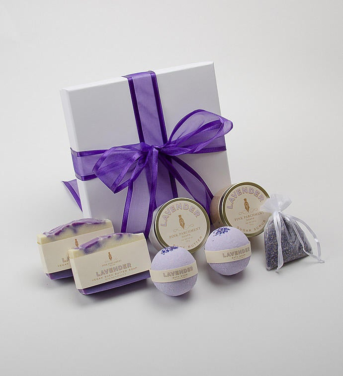 Deluxe Lavender Gift Set