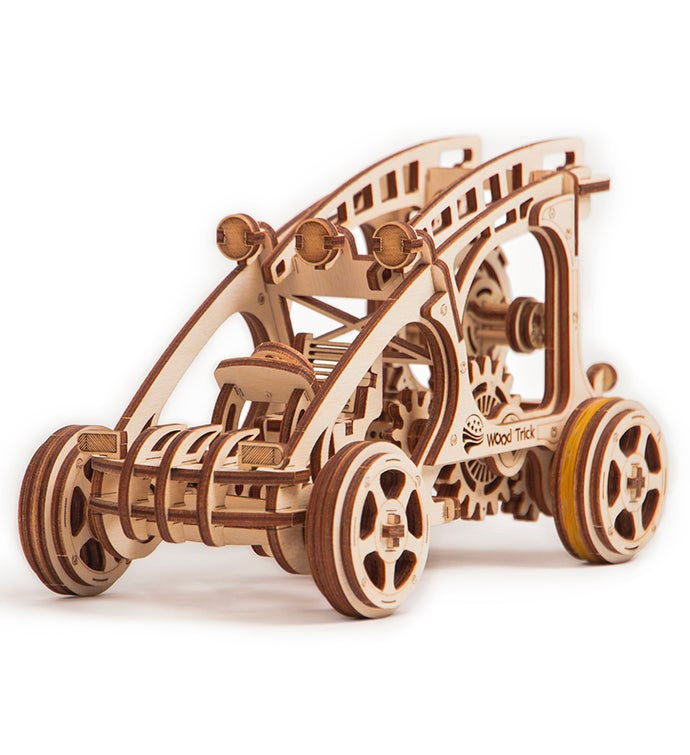 Buggy 3D Wood Puzzle