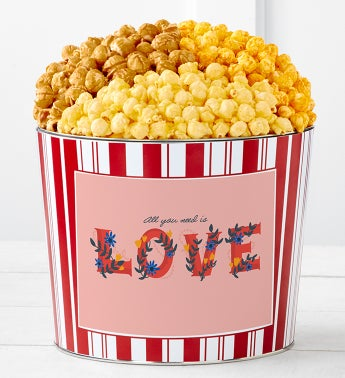 Tins With Pop All You Need Is Love